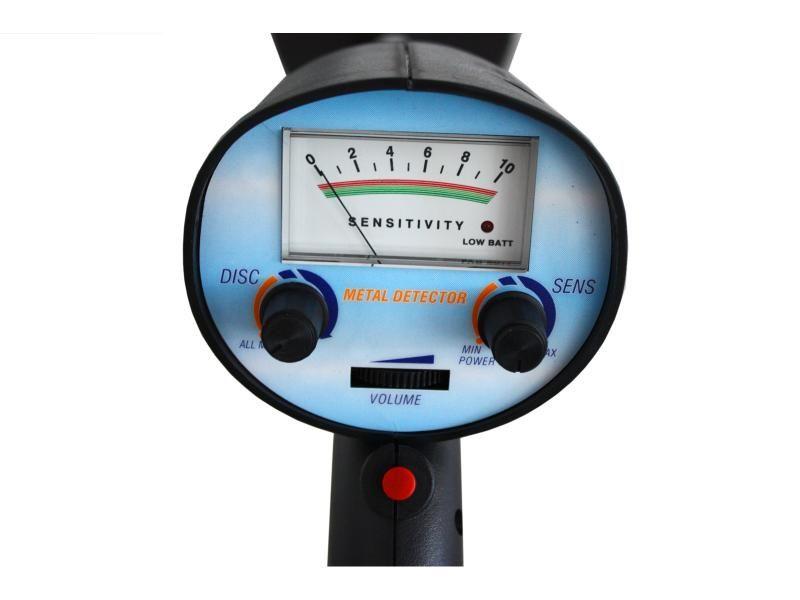 MD6006 Fémdetektor - fémdetektor