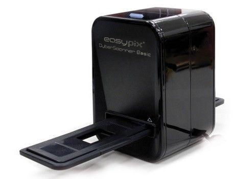 Easypix CyberScanner Basic 5 MP film és dia szkenner 135mm-es filmekhez