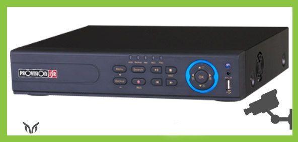 PROVISION SA16400NX - 16 csatornás asztali triplex 960H DVR