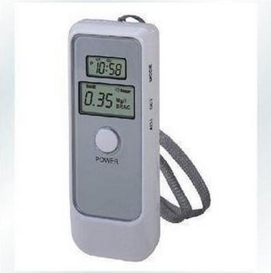 Digitale Alkoholsonde mit LCD Uhr DBAT05