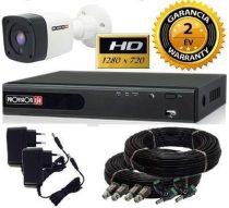 1.3 Mega-Pixel Povision 1 kamerás AHD kamera rendszer