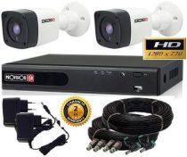 1.3 Mega-Pixel Povision 2-Kamera-AHD-Kamerasystem
