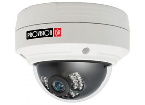 1,3MP HD+ vandálbiztos IP Dome kamera PR-DAI380IPE36