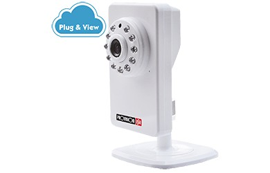 Beltéri IP WiFi kamera 1MP HD SD Provision PR-F717