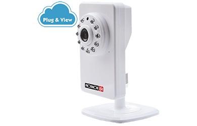 Beltéri IP WiFi kamera 1MP HD SD Provision PR-F717