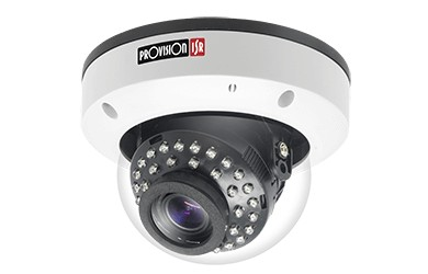 2MP FULL HD OSD vandálbiztos Dome kamera PR-DAI390AHDVF