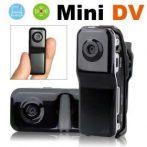 Sportkamera Mini akció kamera 720x480 felbontás D001