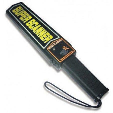 Metallsucher - MEtalldetektor Scanner 01