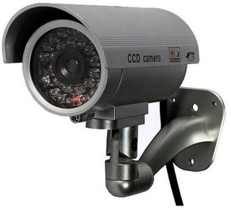 Falsche Kamera, Innen- Außen mit flackerigen LEDs IN11D