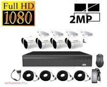 2 megapixeles 4 kamerás kamerarendszer csomag
