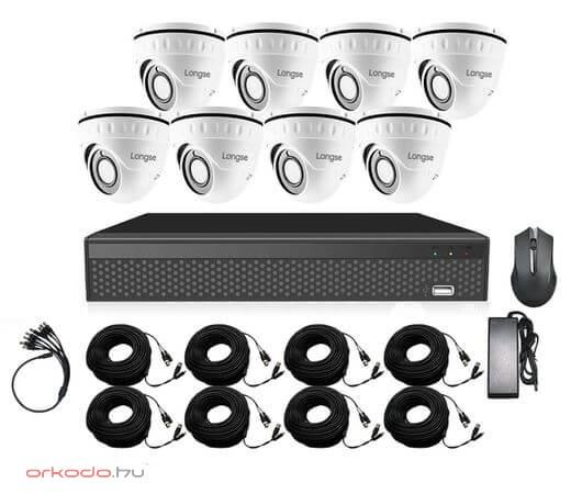 Kamera rendszer csomag