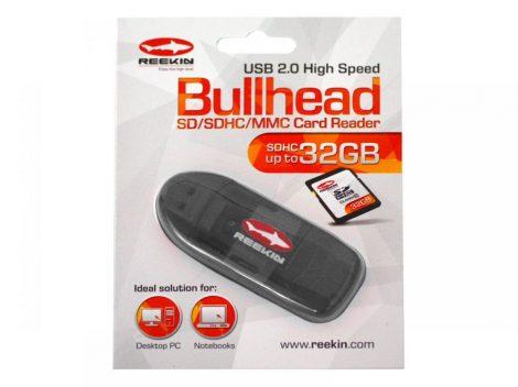 Reekin Bullhead SD/SDHC/MMC kártya olvasó