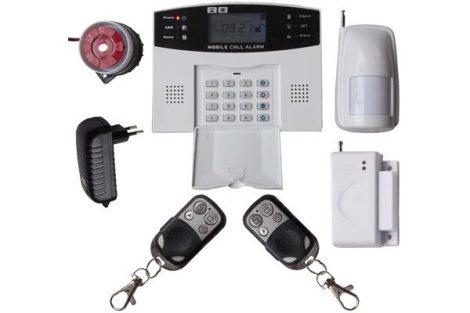 GSM / SMS drahtlose Warnanlage mit 99 Zonen LYD-111 (VIP-606)