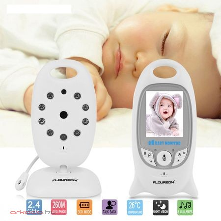 Fernüberwachung drahtlose Baby-Kamera FR-B800