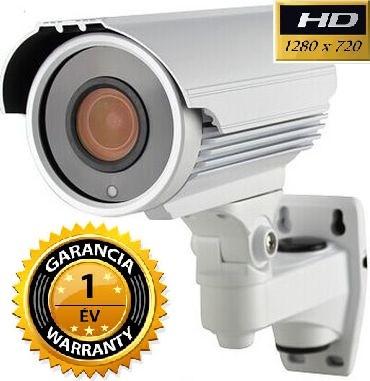 AHD-42 2MP Außenkamera mit Nachtsicht 2.8-12 mm 5X zoom