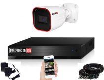 Provision 23 ledes 1 kamerás AHD kamerarendszer
