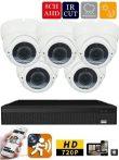 AHD-36 Kamerasystem mit 5 Kameras 5X ZOOM FullHD 1920x1080P Auflösung