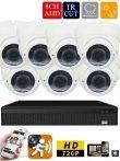 AHD-36 Kamerasystem mit 7 Kameras 5X ZOOM 1920x1080P Auflösung