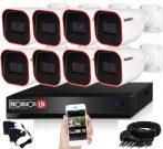 Provision 23 ledes 8 kamerás AHD kamerarendszer