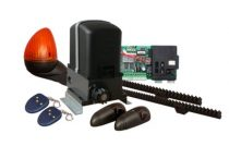 Tecno KIT-PUSHED-5 elektronisches Tor - Schiebetor kit