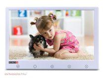 PROVISION PR-IPS7/WH monitor 2 video bemenet