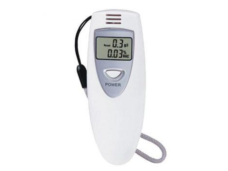 Digitale Alkoholsonde mit LCD Display DBAT04