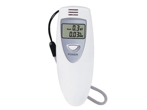 Digitális alkoholszonda LCD kijelzővel DBAT04
