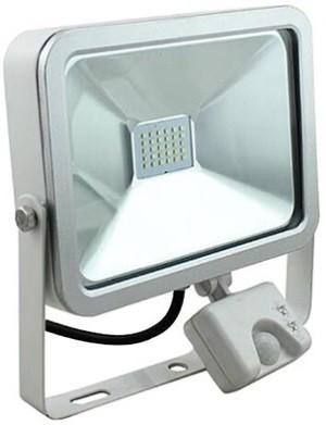 Mozgásérzékelős LED reflektor fényvető 50W