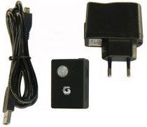 Vezeték nélküli mini kamerás GSM MMS riasztó A9