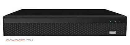 16 csatornás Hybrid AHD DVR rögzítő