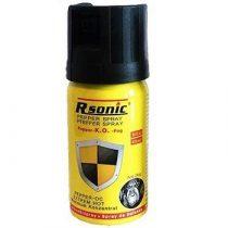 Gázspray paprikaspray és borsspray FOG K.O. 40ml Rsonic