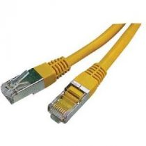 Digitus UTP patch kábel sárga 1 méter