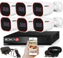 Provision AHD-36 Überwachungssystem mit 6 Kameras FullHD 1920x1080P
