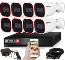 Provision AHD-36 Überwachungssystem mit 8 Kameras HD 1280X720