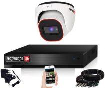 Provision Full HD36 dome 1 kamerás megfigyelő kamerarendszer