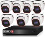 Provision Full HD36 dome Kamerasystem mit 7 Kameras