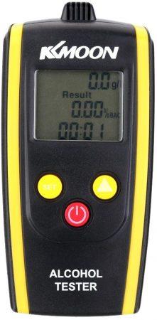 Alkoholszonda fújófej nélküli digitális kijelzővel DBAT02