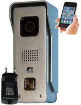 WiFi IP videó kaputelefon okostelefon vezérléssel CT568W
