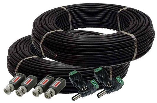 Video-Stromversorgungs Kabel