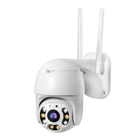 2 megapixeles Wifi PTZ kamera színes éjszakai képpel