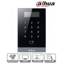 Dahua ASI1201A beléptető vezérlő, LCD, RFID(13,56MHz)+kód, RS-485/Wiegand/RJ45, I/O