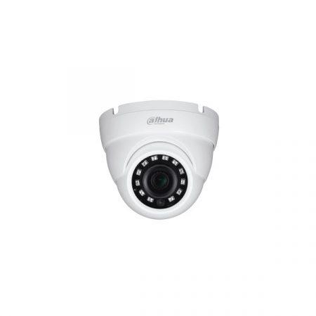 Dahua Analóg turretkamera - HAC-HDW1800M (8MP, 2,8mm, kültéri, IR30m, ICR, IP67, mikrofon)