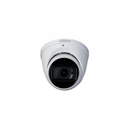 Dahua Analóg turretkamera - HAC-HDW1801T-Z-A (8MP, 2.7mm–13.5mm(motoros), kültéri, IR60m, ICR, IP67, mikrofon)