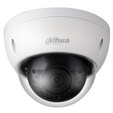 Dahua IP dómkamera - IPC-HDBW1230E (2MP, 2,8mm, kültéri, H265+, IP67, IR30m, ICR, DWDR, 3DNR, PoE, IK10)