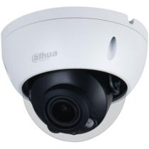 Dahua IP dómkamera - IPC-HDBW1230R-ZS (2MP, 2,8-12mm, kültéri, H265+, IP67, IR40m, ICR, DWDR, 3DNR, PoE, IK10)