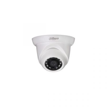 Dahua IP turretkamera - IPC-HDW1230S (2MP, 2,8mm, kültéri, H265+, IP67, IR30m, ICR, DWDR, 3DNR, PoE)