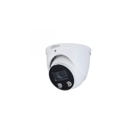 Dahua IP turretkamera - IPC-HDW3549H-AS-PV (5MP, 2,8mm, H265+, IP67, LED30m, ICR, WDR, SD, PoE, FullColor, mikrofon)
