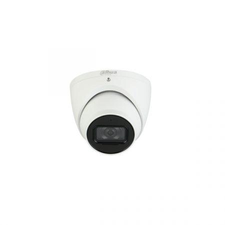 Dahua IP turretkamera - IPC-HDW5442TM-ASE (4MP, 2,8mm, kültéri, H265+, IP67, IR50m, ICR, WDR, SD, ePoE; AI; mikrofon)