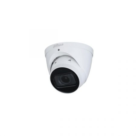 Dahua IP turretkamera - IPC-HDW5541T-ZE (5MP, 2,7-13,5mm(motoros), H265+, IP67, IR40m, ICR, WDR, SD, ePoE, Mikrofon)