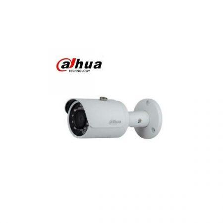 Dahua IP csőkamera - IPC-HFW1230S-S5 (2MP, 2,8mm, kültéri, H265+, IP67, IR30m, ICR, DWDR, 3DNR, PoE)